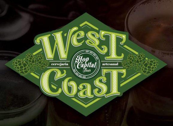West Coast, da Hop Capital Beer, é lançada em Brasília